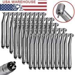 200 Nsk Style Dental High Fast Speed Handpiece Push Button 4hole Seasky 1.6mm