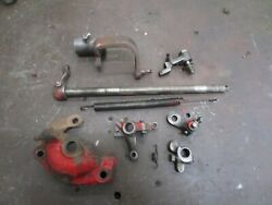 Ih Farmall W450d 400d C281 Gas To Diesel Control Linkage Parts Antique Tractor