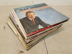 Lot Of 26 Vintage Ray Conniff Vinyl Lp Records, Mono And Stereo 33 Rpm, Jazz