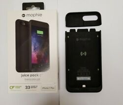 Mophie Juice Pack Air For Iphone 7 Plus Wireless Charge Capable Retail 99.00