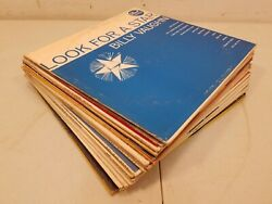 Lot Of 20 Vintage Billy Vaughn Vinyl Lp Records, Mono And Stereo 33 Rpm, Jazz