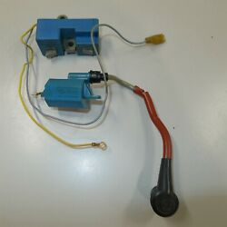 Oem Husqvarna Ignition, Coil And Module, Tested, Blue, 266 61 162