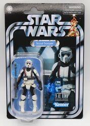 Star Wars The Vintage Collection Gaming Greats Shock Scout Trooper 3 3/4-inch