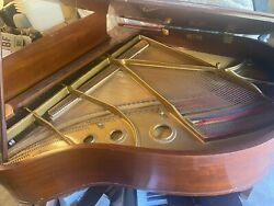 Great Deal 1950and039s Beautiful Baldwin Baby Grand