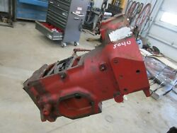 Ih Farmall 504 Utility Torque Amplifier Section  We Ship Antique Tractor