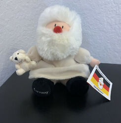 International Santa Plush The Windsor Collection Germany Sears With Tag