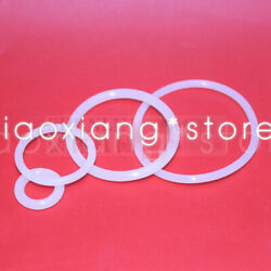 10x Seal Ring For Filling Machine Silicone O-ring Stand For High Acid Stuff