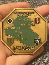 Iraq Command Team Coin Of Excellence