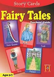 Fairy Tales Teachers Guide Ages 5-7 Story Cards Lois Johnson Used Good Bo