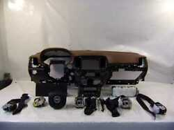 Jeep Grand Cherokee Wk2 Dashboard Kit With Airbags