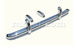 Triumph Tr2 Tr3 A Stainless Steel Bumper Kit New