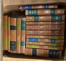 1952 Encyclopedia Britannica Great Books Of The Western World - Incomplete Set