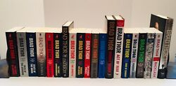 Lot Of 20 1-20 Scot Harvath Complete Series Set Of Books By Brad Thor