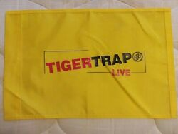 Tiger Trap Live By Buick Pin Flag Tiger Woods Open Ryder British Pga