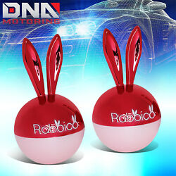 Diax Sexy Shower Scent Rabbit Ears Car Clip-on Vent Style Air Freshener 1.5gx2