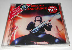 Live And Dangerous By Thin Lizzy Cd Aug-1998 Universal/polygram Brand New