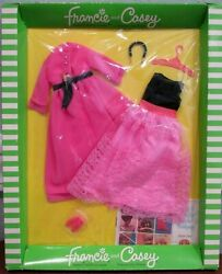 Barbie 1969 Mod Era Two For The Ball Teen Fashion For Francie And Casey 1232