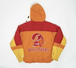 Rare Vintage Tampa Bay Buccaneers Jacket Size Large Great Condition