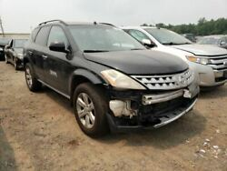Driver Left Front Door Conventional Ignition Fits 07 Murano 5808512
