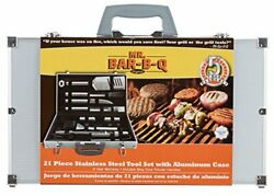 Mr Bar-b-q 02066x 21 Piece Bbq Grill Set | The Ultimate Barbeque Grill Tool