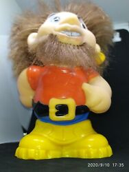 Barmalei Rubber Toy Ussr Vintage Original Pirate With A Gun