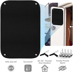 Aionep Rv Door Window Shade Cover -camper Blinds Privacy Screen Window Trailer