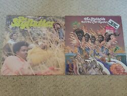 The Stylistics Self Titled 1971 And Letand039s Put It All Together Both Shrink Wrap Hyp