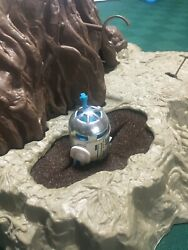 Star Wars Vintage Replacement Foam For Dagobah Playset