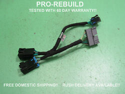 95 Chevy Silverado Sierra Gmt400 Heater Climate Control Adapter Harness 1037