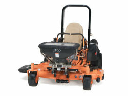 Jrco 503 Electric 12v Broadcast Spreader For Zero-turn Mowers - Foot-operated