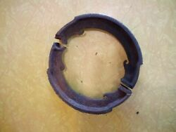 Vintage Antique Indian Historic Motorcycle Parts, Chief Brake Shoes
