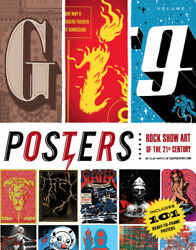 Gig Posters Volume 1 Rock Show Art Of The 21st Century By Hayes Clay