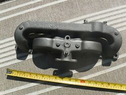 Continental Engine Intake And Exhaust Manifold F162 F163 F145 Rad-sales Vintage