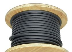 300' 3/0 Awg Welding Cable Black Usa New Adjustable Wire