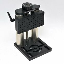 Thorlabs Vap4/m 101mm 4 Vertical Translation Stage With Optical Breadboard