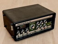 1970s Roland Space Echo Re-201 Vintage Analog Tape Delay Japan, Serviced