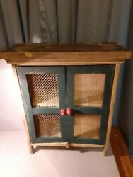 17 And A Half By 13 Inches Vintage Looking Cabinet