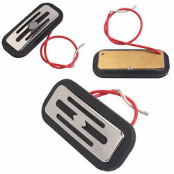 8.9 K Vintage Toaster Style Guitar Humbucker Pickup With Black Cover For Hofner