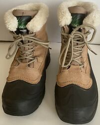 Itasca Thinsulate Waterproof Winter Snow Boots Womens Size 10