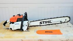 Stihl 090 Chainsaw With 30 Stihl Duromatic Bar And Chain