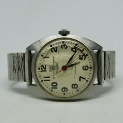Ball Official Standard Train Master Automatic Wind-up Analog Men's Watch Sz. 6