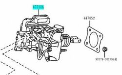 Toyota Genuine 47050-47350 Brake Booster Assy And Master Cylinder Prius Alpha