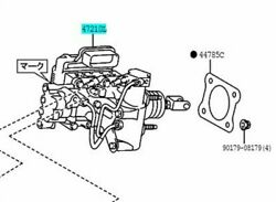 Toyota Genuine 47050-47290 Brake Booster Assy And Master Cylinder Prius Zvw30