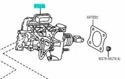Toyota Genuine 47050-47100 Brake Booster Assy And Master Cylinder Prius Alpha
