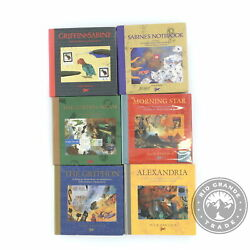 Used Nick Bantock Griffin And Sabine Deluxe 6 Volume Boxed Set - 13+ Years