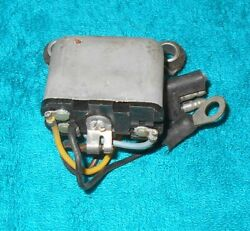 1967 Mustang Cougar Galaxie Monterey Continental Nos Speed Cruise Control Relay