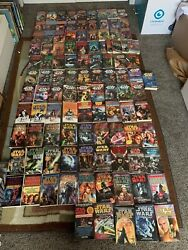 Star Wars Novels Collection Of 107 Books. Excellent Condition. No Doubles