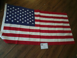 Extremely Rare Stephen King It Chapter 2 Original Screen Used Usa Flag Prop