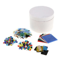 Small Microwave Oven Kit For Fusing Glass Jewelry Supplies - 6 Pieces