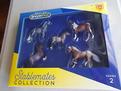 2021 Best of BreyerFest Stablemates Collection Series 2 New